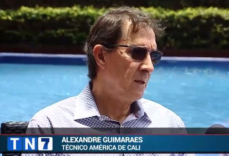 Alexandre Guimaraes América de Cali