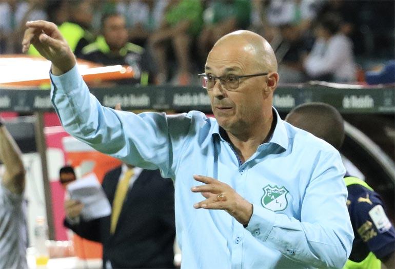 Alfredo Arias Deportivo Cali