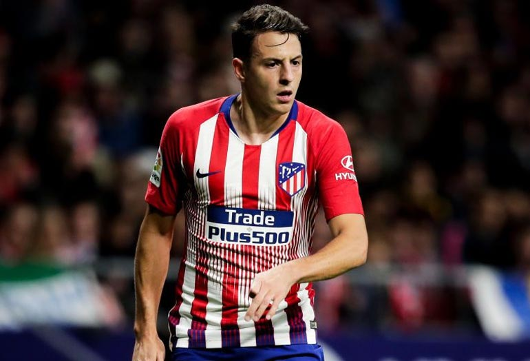Santiago Arias Atletico de Madrid Champions League