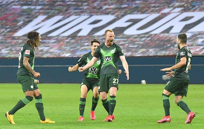 Wolfsburgo 1 vs 2 Frankfurt. Todos los detalles del duelo por la ...