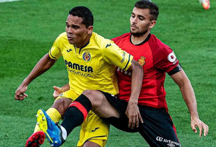 Carlos Bacca, Villarreal 1-0 Mallorca, LaLiga 2019-20