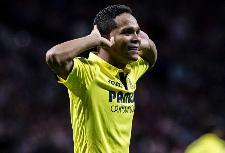 Carlos Bacca, Villarreal CF, LaLiga de España 2019-20