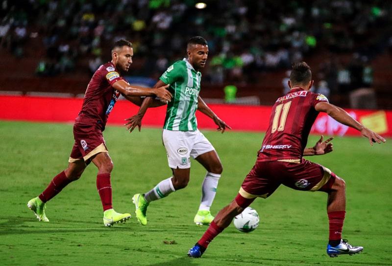 Christian Mafla, Atlético Nacional 1 - 0 Deportes Tolima, Liga Águila 2019-II