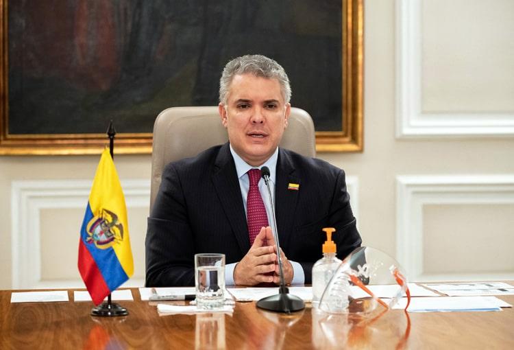 Colombia, Aislamiento Preventivo Obligatorio, coronavirus COVID-19, Iván Duque (2)