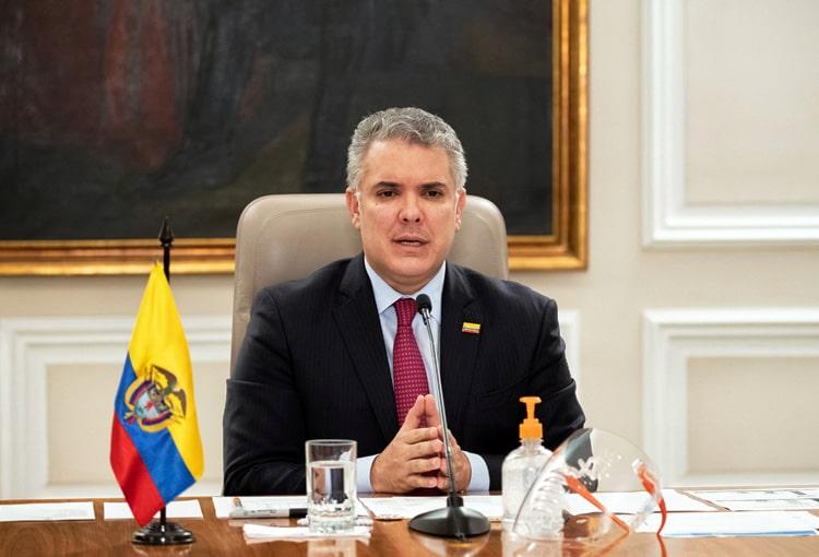 Colombia, Iván Duque, coronavirus COVID-19 (2)
