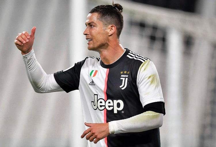 Cristiano Ronaldo, Juventus FC, Copa Italia 2019-20