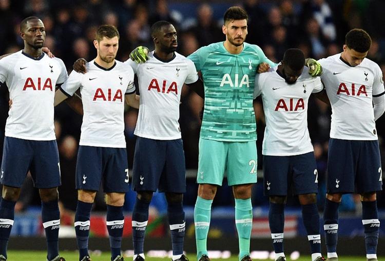 Dávinson Sánchez, Tottenham Hotspur, Premier League 2019-20