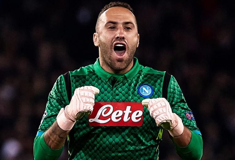 David Ospina, SSC Napoli, Serie A 2019-20