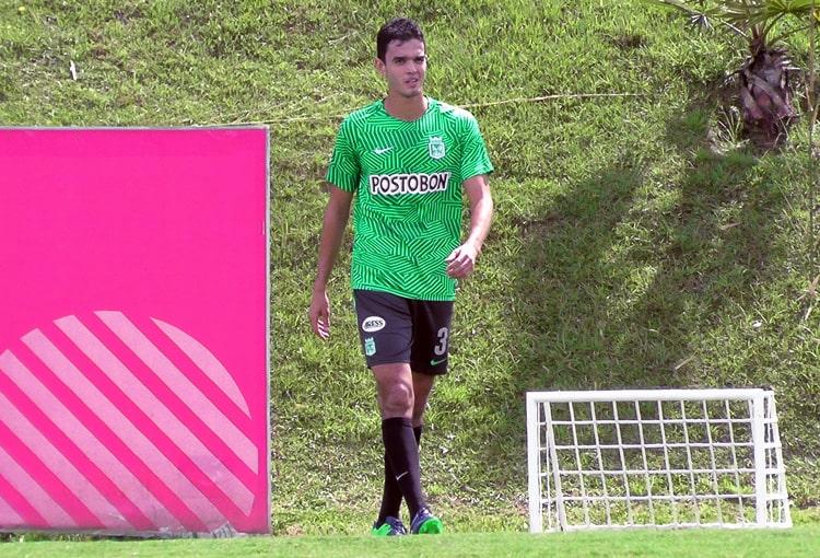 Felipe Aguilar, ex Atlético Nacional (1)