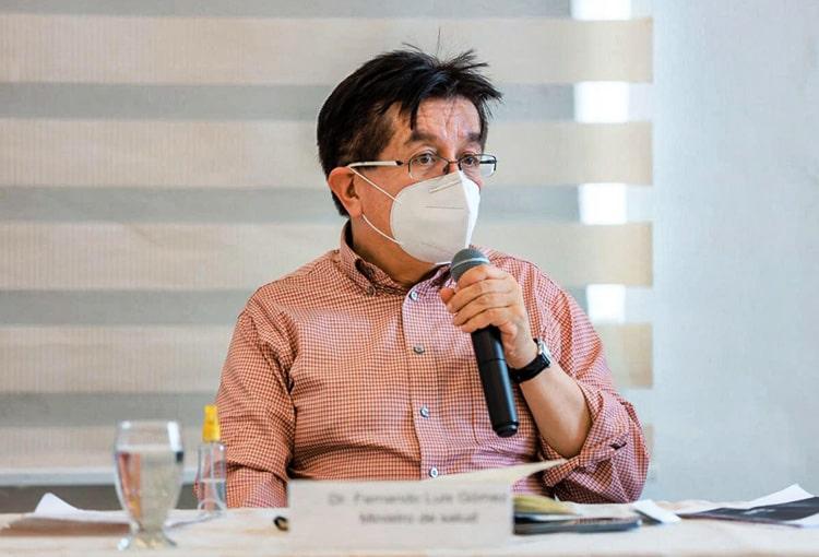 Fernando Ruiz, Ministro de Salud, Fútbol Profesional Colombiano