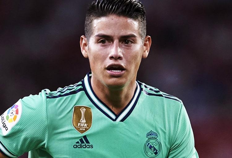 James Rodríguez, Real Madrid, LaLiga 2019-20 (7)