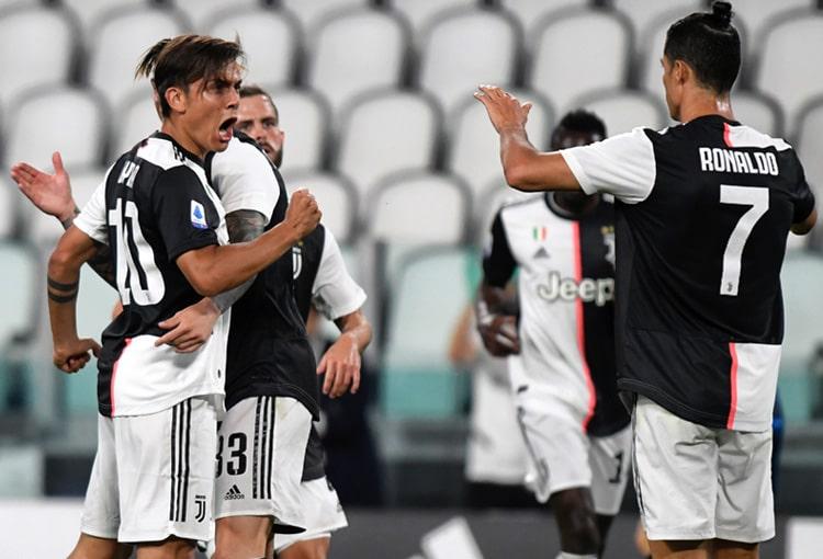 Juan Guillermo Cuadrado, Juventus 4-0 Lecce, Serie A 2019-20 (1)
