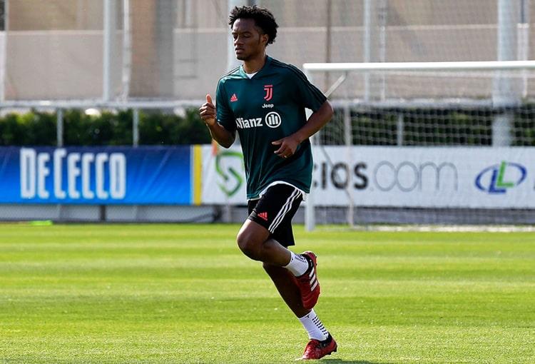 Juan Guillermo Cuadrado, Juventus FC, Copa Italia 2019-20 (1)