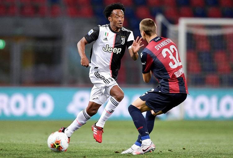 Juan Guillermo Cuadrado, Juventus FC, Serie A 2019-20 (6)
