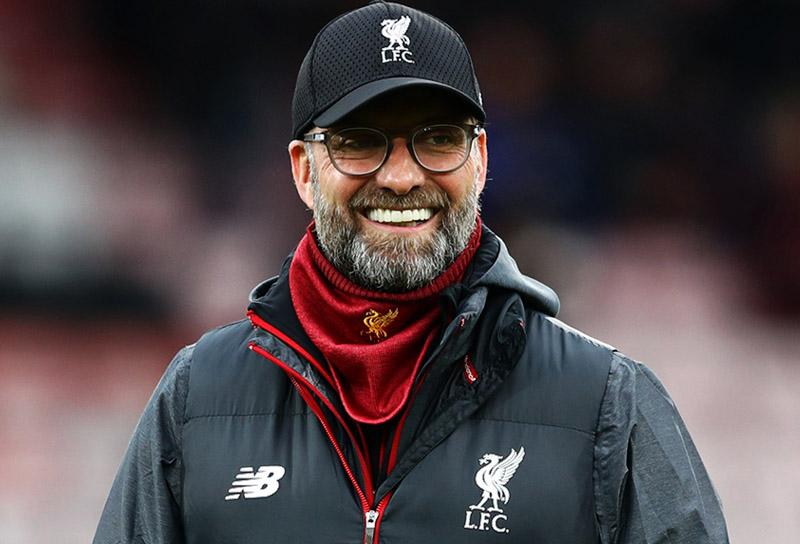 Liverpool FC, Jürgen Klopp, Premier League 2019-20