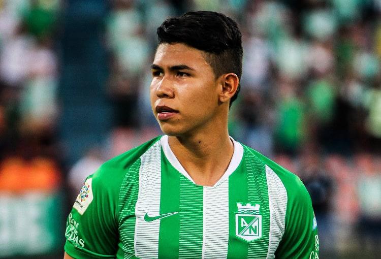 Nicolás Hernández, ex Atlético Nacional