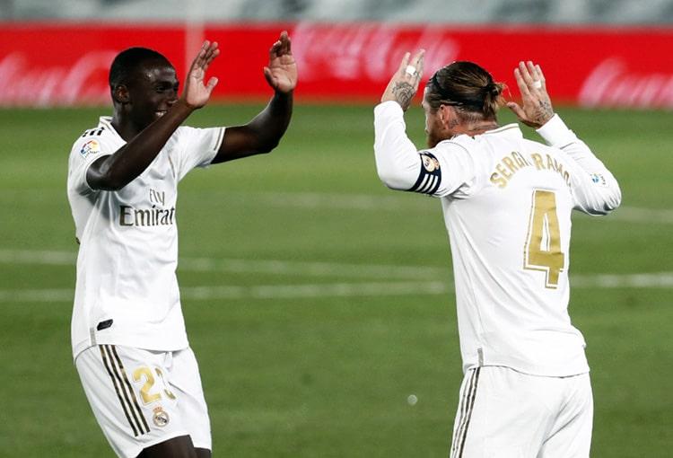 Real Madrid 2-0 Mallorca, LaLiga 2019-20 (2)