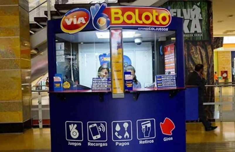 Reclamar el Ingreso Solidario en Baloto