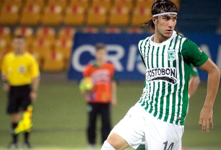 Sebastián Pérez, ex Atlético Nacional (1)