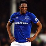 Yerry Mina, Everton FC, Premier League 2019-20 (1)