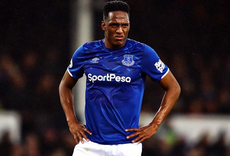 Yerry Mina, Everton FC, Premier League 2019-20 (1)