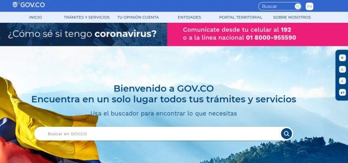 buscar paginas oficiales de los municipios para saber listados del Ingreso Solidario portal territorial