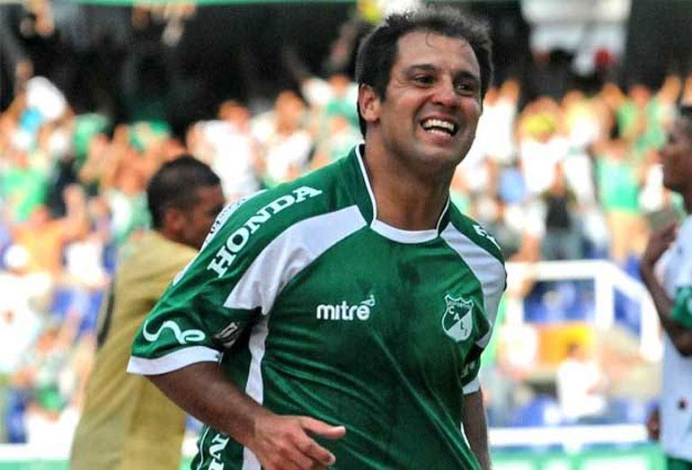 Gustavo Biscayzacú Deportivo Cali