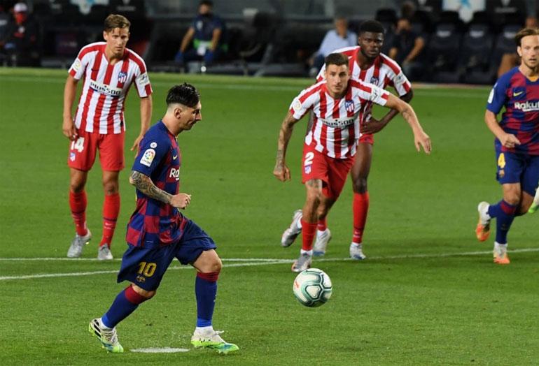 Lionel Messi 700 goles