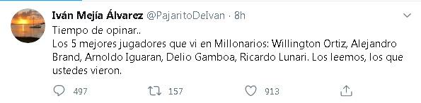 Millonarios
