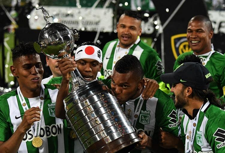 Atlético Nacional, Copa Libertadores 2016, campeón