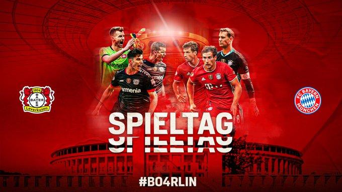 Bayer Leverkusen 2 Vs 4 Bayern Munich Todos Los Detalles