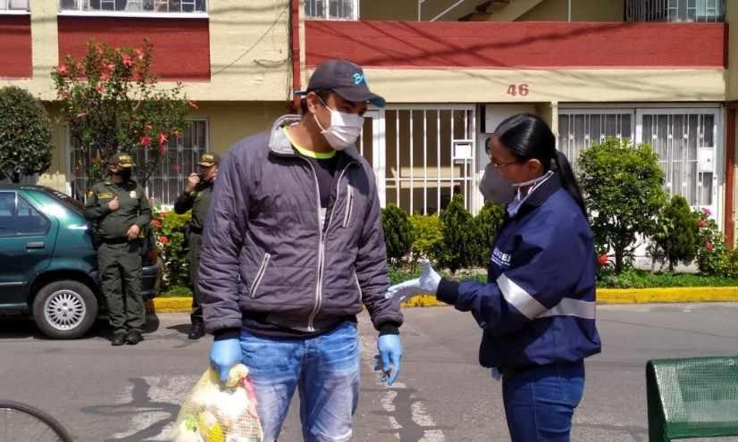 Bogotá Solidaria en Casa Así son los pagos por Daviplata
