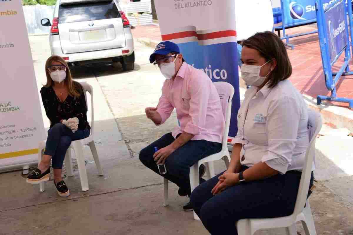 SuperGIROS hace los pagos de Atlántico Solidario