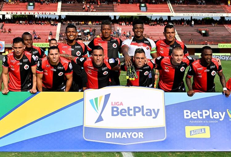 Cúcuta Deportivo, Liga 2020-I