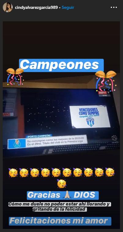 Cindy Álvarez, Mateus Uribe, campeón, FC Porto, Liga NOS 2019-20 (2)