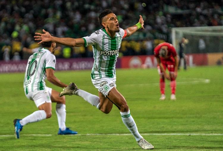 Daniel Muñoz, ex Atlético Nacional (1)