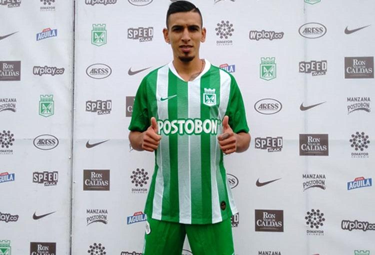 Daniel Muñoz, ex Atlético Nacional (2)