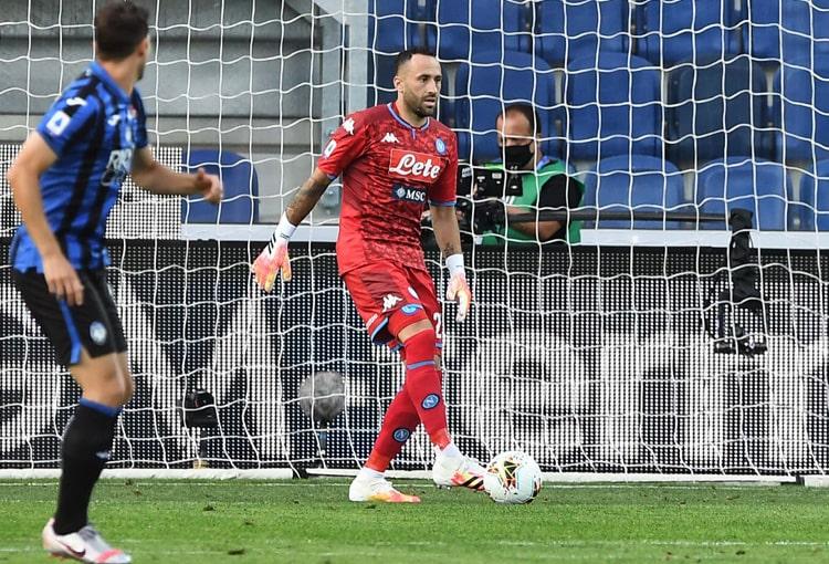 David Ospina, Atalanta vs. Napoli, Serie A 2019-20