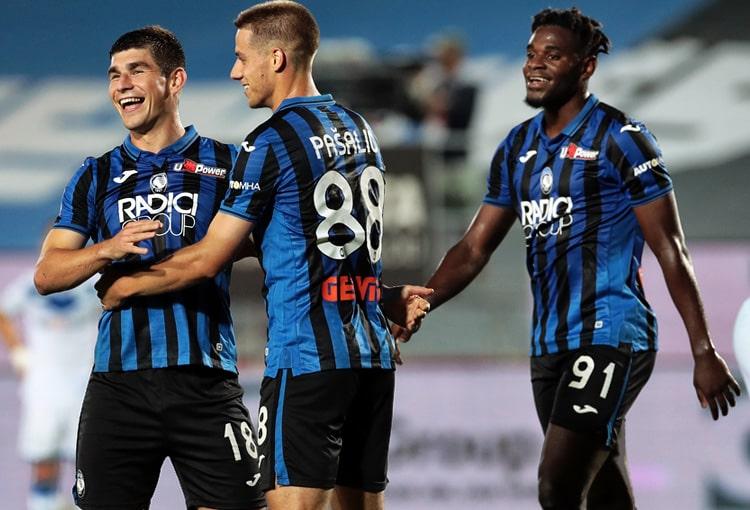 Duván Zapata, Atalanta 6-2 Brescia, Serie A 2019-20