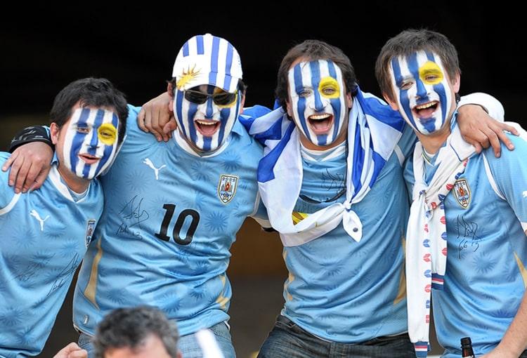 Fútbol, Uruguay, primera división