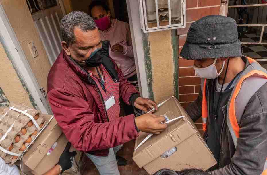 ¿Entonces hogares de estrato 3 pueden tener la ayuda solidaria de Bogotá?