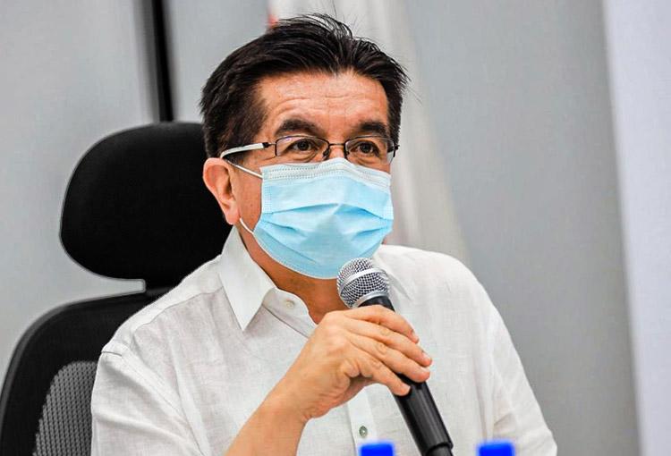 Fernando Ruiz, Ministerio de Salud, coronavirus COVID-19 (38)