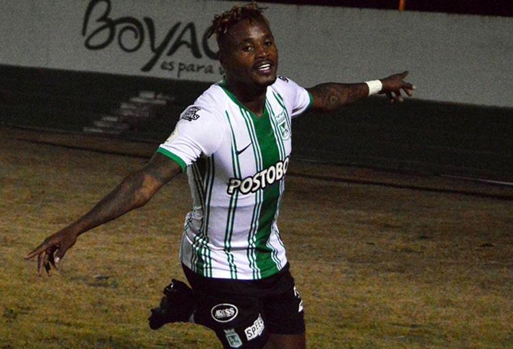 Gustavo Torres, Boyacá Chicó 0 - 3 Atlético Nacional, Liga 2020-I (2)
