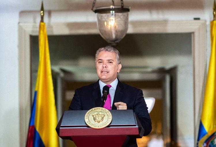 Iván Duque, Colombia, coronavirus COVID-19 (40)