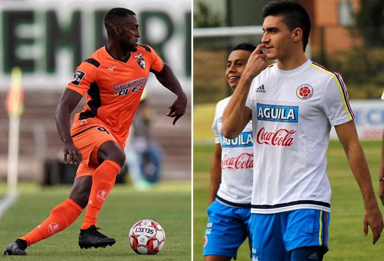Jackson Martínez, Guillermo Celis, Deportivo Independiente Medellín