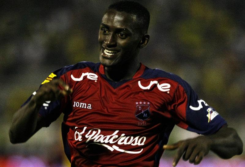 Jackson Martínez, ex Deportivo Independiente Medellín (1)