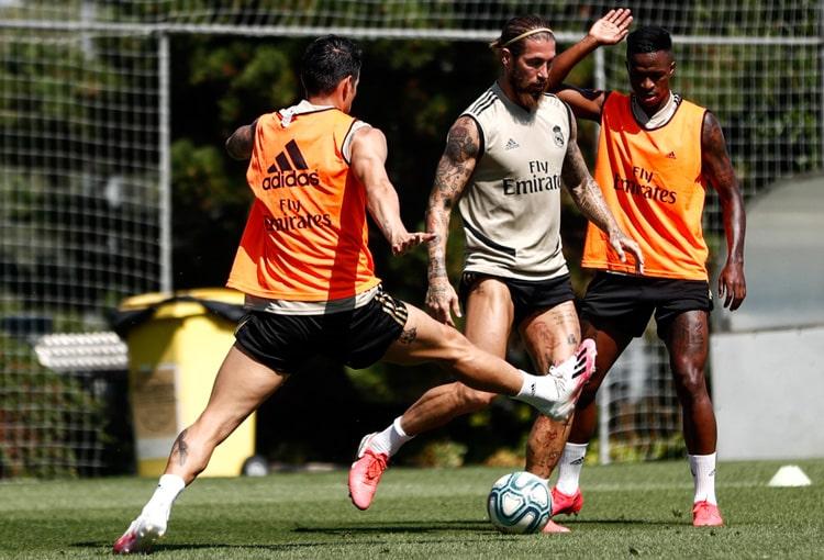 James Rodríguez, Real Madrid, LaLiga 2019-20 (23)