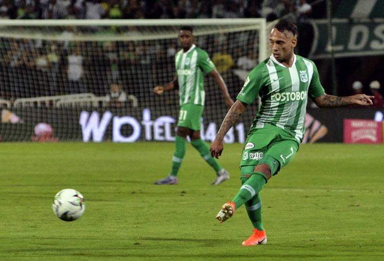 Jarlan Barrera, Atlético Nacional 4-1 Atlético Huila, Liga 2019-II