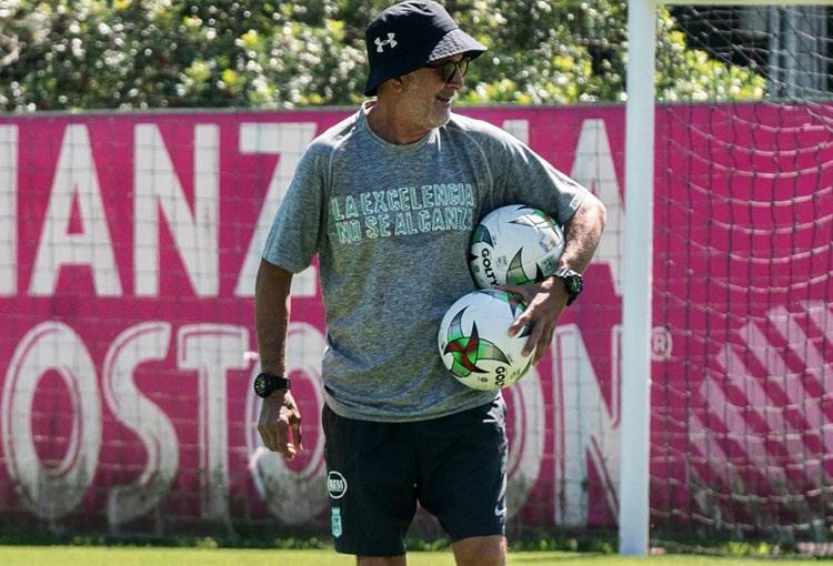 Juan Carlos Osorio, Atlético Nacional (1)