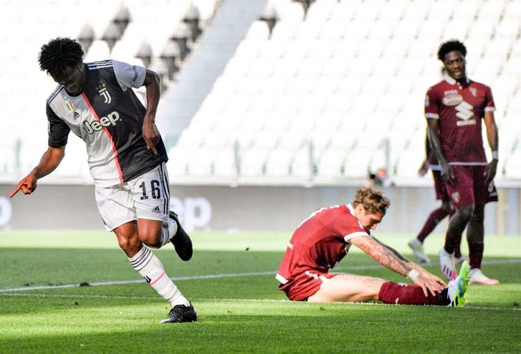 Juan Guillermo Cuadrado, Juventus 4 - 1 Torino, Serie A 2019-20 (1)